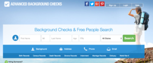 Advanced Background Checks Removal