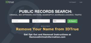 ID True Removal